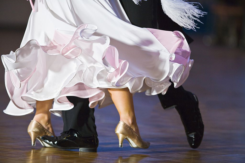 Ballroom Dance Lessons Feet