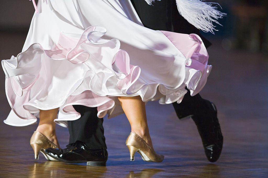 Ballroom Dance Lessons Feet